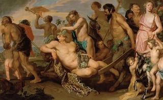 In questi giorni l'antica Roma celebrava i Baccanali: la dissoluta festa in onore del dio dell'ebbrezza