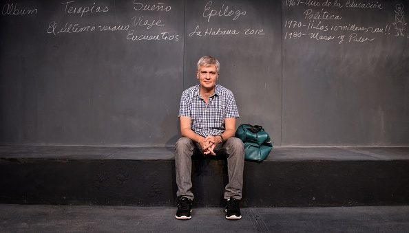 Il regista e drammaturgo cubano Carlos Celdràn, che ha scritto il Messaggio per la Giornata Mondiale del Teatro 2019.