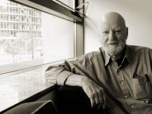Lawrence Ferlinghetti compie 100 anni.