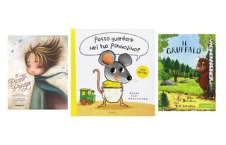 I 15 migliori libri e albi illustrati per bambini