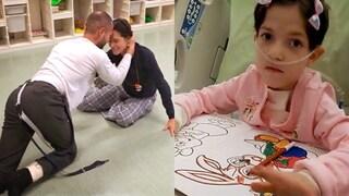 Ex ballerino di Amici con la sclerosi multipla balla per una bimba in coma. Poco dopo lei si sveglia