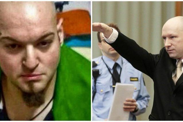 Luca Traini e Anders Breivik