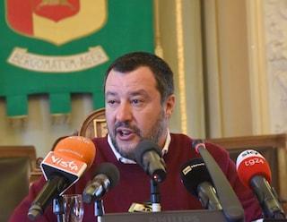 """L'annuncio di Matteo Salvini: """"Chi lavora con pubblico e minori deve presentare la fedina penale"""""""