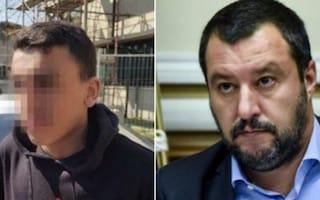 """Cittadinanza a Ramy, Salvini dice 'sì': """"È come mio figlio"""". Di Maio: """"L'ho convinto"""""""