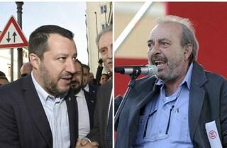 Il patetico vittimismo contro Vauro di Salvini, lo spargitore d'odio