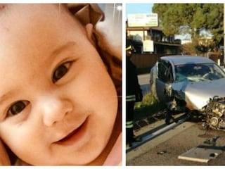 Padova, Sara non ce l'ha fatta: morta la bimba di 15 mesi ferita in un incidente a dicembre