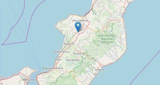 Terremoto in Calabria, paura all'alba per una scossa di magnitudo 3.3