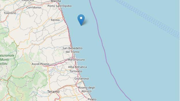 La terra trema ancora nelle Marche: terremoto di magnitudo 3.1 a ...