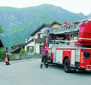 Scossa di terremoto a Belluno. Crolla un tetto, evacuata casa vicina
