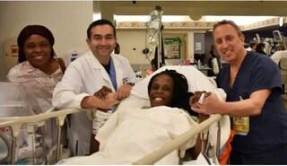 Thelma, la mamma che ha dato alla luce 6 gemelli con parto naturale: accade una volta su 1 miliardo