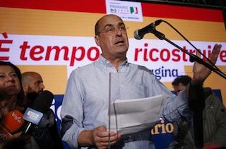 """Primarie PD, trionfo di Zingaretti: """"Non sarò un capo, ma il leader di una comunità"""""""
