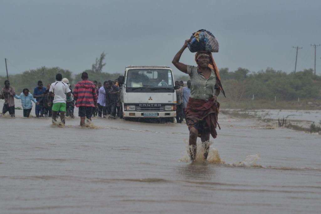 Un nuovo ciclone si abbattuto sul Mozambico in poco più di un mese (Gettyimages)