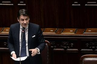 """Fiber, Conte si difende dall'accusa di conflitto d'interessi: """"Avevo delegato Salvini"""""""