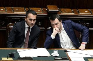 """Luigi Di Maio su Matteo Salvini: """"Andiamo avanti se la smette con l'estremismo di destra"""""""