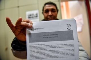 """Reddito di cittadinanza, l'Inps comunica: """"Accetteremo il 75% delle domande"""""""