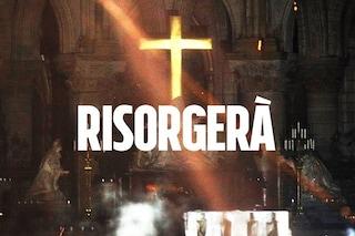 """Quanto ci vorrà per ricostruire Notre Dame dopo l'incendio: """"Il restauro durerà anni"""""""