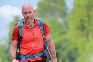Andrea, l'uomo che si è messo in cammino sfidando il cancro che lo avrebbe già dovuto uccidere