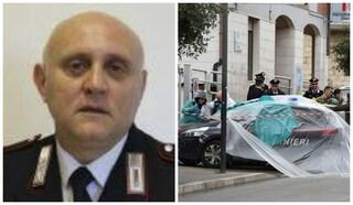 """Carabiniere ucciso, pm: """"Il killer ha scaricato il caricatore. Colpito tutto lo Stato"""""""