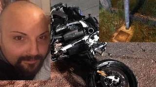 Finisce il turno di lavoro, si schianta con la moto mentre torna a casa e muore
