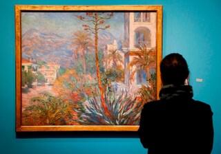 Claude Monet torna in Liguria dopo 135 anni: in mostra i quadri che realizzò in Riviera