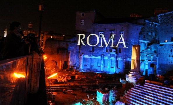 Nella serata del 1 maggio sarà possibile visitare i Fori di Augusto in compagnia della voce di Piero Angela.