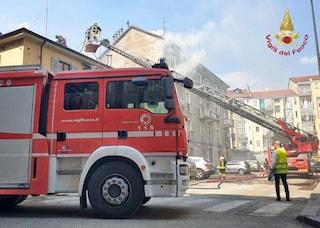 """Torino, centenaria morta in un incendio. Indagata la badante: """"Ha lasciato acceso un cero"""""""