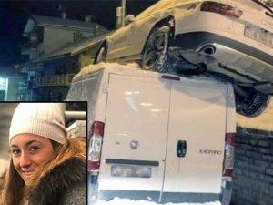 Foto dell'incidente di Marco Di Marco.