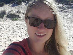 Miriam Beelte, 26 anni (Facebook).