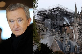 Incendio Notre Dame, il re del lusso Bernard Arnault dona 200 milioni di euro per ricostruirla