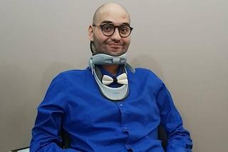 """Paolo, chef di 21 anni, è il più giovane malato di sla d'Europa. L'appello al governo: """"Aiutatemi"""""""