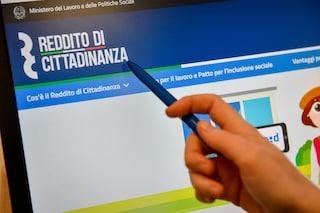 Reddito di cittadinanza, accolte 674mila domande: importo medio è 540 euro, per le pensioni 210