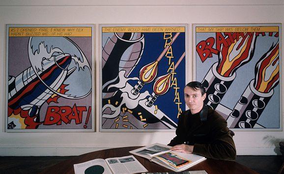 La restrospettiva su Roy Lichtenstein aprirà al Mudec il 1 maggio.