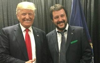 """Iraq, Salvini sta con Trump: """"Ringraziamolo, ha ucciso Soleimani alla faccia di pavidi Italia e Ue"""""""
