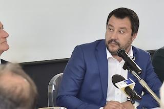 """Incendio Notre Dame, Matteo Salvini: """"Non è certo un reato guardare il Grande Fratello"""""""