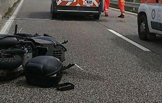Incidente a Cagliari, con lo scooter contro il guardrail: 19enne muore mentre è in vacanza