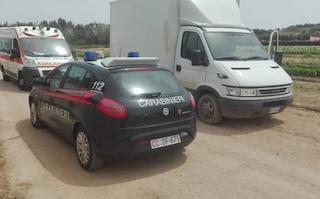 Cagliari, operaio di 65 anni travolto e ucciso da un furgone