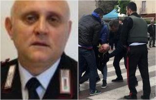 Omicidio carabiniere, i risultati dell'autopsia: così è stato ucciso il maresciallo Di Gennaro