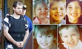 """""""Ho sciolto i loro corpi"""", la confessione di un padre che ha ucciso i suoi 5 figli"""