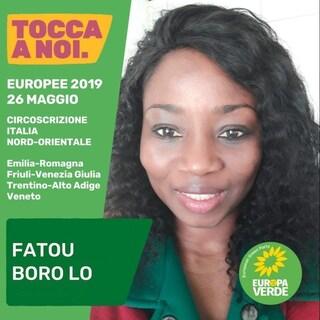 """Fatou Boro Lo, la candidata insultata perché nera: """"Sessismo e razzismo nel 2019, sconvolgente"""""""