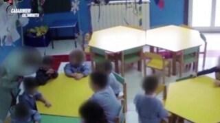 Enna: schiaffi, spinte e maltrattamenti ai bambini dell'asilo. Sospesa una maestra