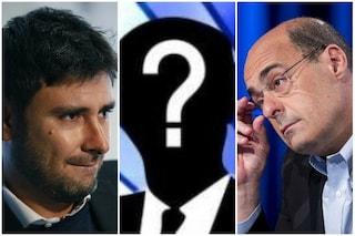 """Alessandro Di Battista: """"Mark Caltagirone è come il Pd e Zingaretti, non esistono"""""""