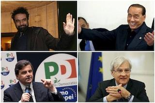 Elezioni europee, tutti gli eletti italiani al Parlamento Ue