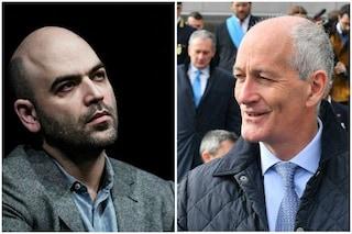 """Franco Gabrielli risponde a Saviano: """"Polizia non è al servizio di un ministro, accuse ingiuste"""""""