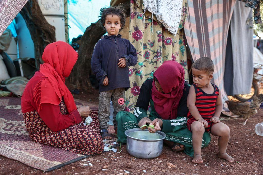 Le Nazioni Unite avvertono che l'offensiva su vasta scala a Idlib potrebbe portare alla peggior catastrofe umanitaria del XXI secolo (Gettyimages)