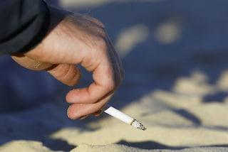 Sulla spiaggia di Capaci è vietato fumare, multe fino a 500 euro da giugno