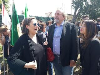 """Fratello di Peppino Impastato caccia esponenti M5s dal corteo: """"Governate con fascisti"""""""