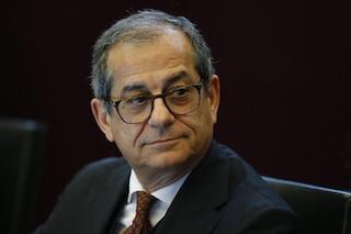 """Giovanni Tria avverte: """"No aumento deficit per tagliare le tasse, servono coperture strutturali"""""""