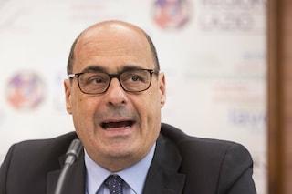 """Pd, Zingaretti nomina nuova segreteria ma è subito polemica. Marcucci: """"Non la condivido"""""""