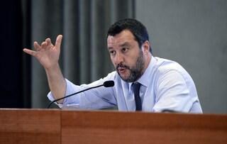 """Salvini al governatore di Bankitalia Visco: """"L'Italia è più povera per colpa di regole vecchie"""""""