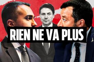 Sondaggi politici, se Conte cade e si va al voto maggioranza bulgara per il centrodestra